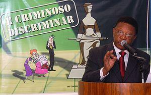 Milton Gonçalves - Image: Miltongonçalves