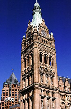 Government of Milwaukee - Milwaukee City Hall