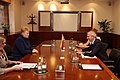 Minister for Europe with President of the Republic of Lithuania (7662655688).jpg