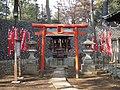 Mishuku Inari Shrine (三宿稲荷神社) in Mishuku Shrine (三宿神社) - panoramio.jpg