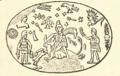 Mithraic cameo, p123.png