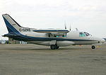 Mitsubishi MU-2B belonging to Thunder Airlines.jpg