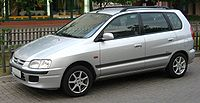 Mitsubishi Space Star thumbnail