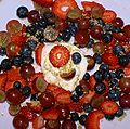 Mixed berries with sour cream and brown sugar.jpg