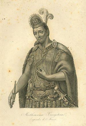 Moctezuma Xocoyotzin Newberry