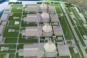 Model of the Akkuyu Nuclear Power Plant.jpg