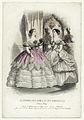 Modeplansch ur Le journal des dames et des demoiselles december 1856 - Nordiska Museet - NMA.0059054.jpg