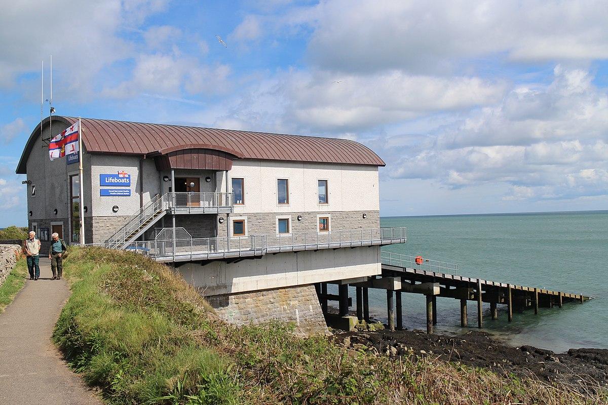 Moelfre Lifeboat Station Wikipedia