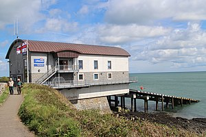 Moelfre Lifeboat Station - Moelfre Lifeboat Station