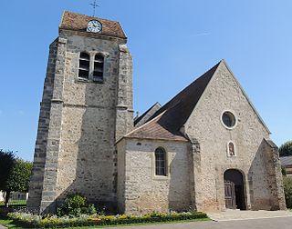 Moissy-Cramayel Commune in Île-de-France, France