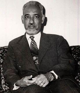 Moktar Ould Daddah Mauritanian politician