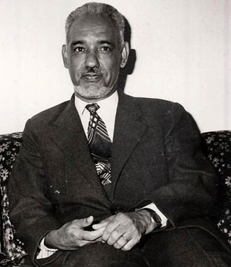 Moktar Ould Daddah - Image: Moktar Ould Daddah 1977