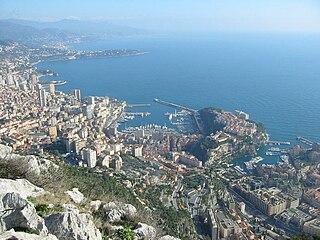 Les Révoires Ward of Monaco