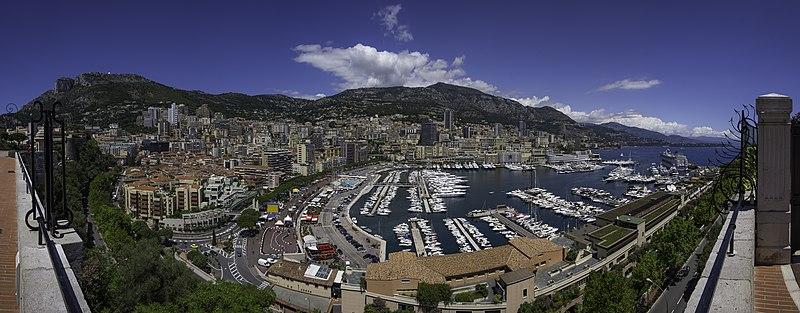 Microstate of Monaco.