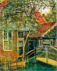 Passerelle à Zaandam