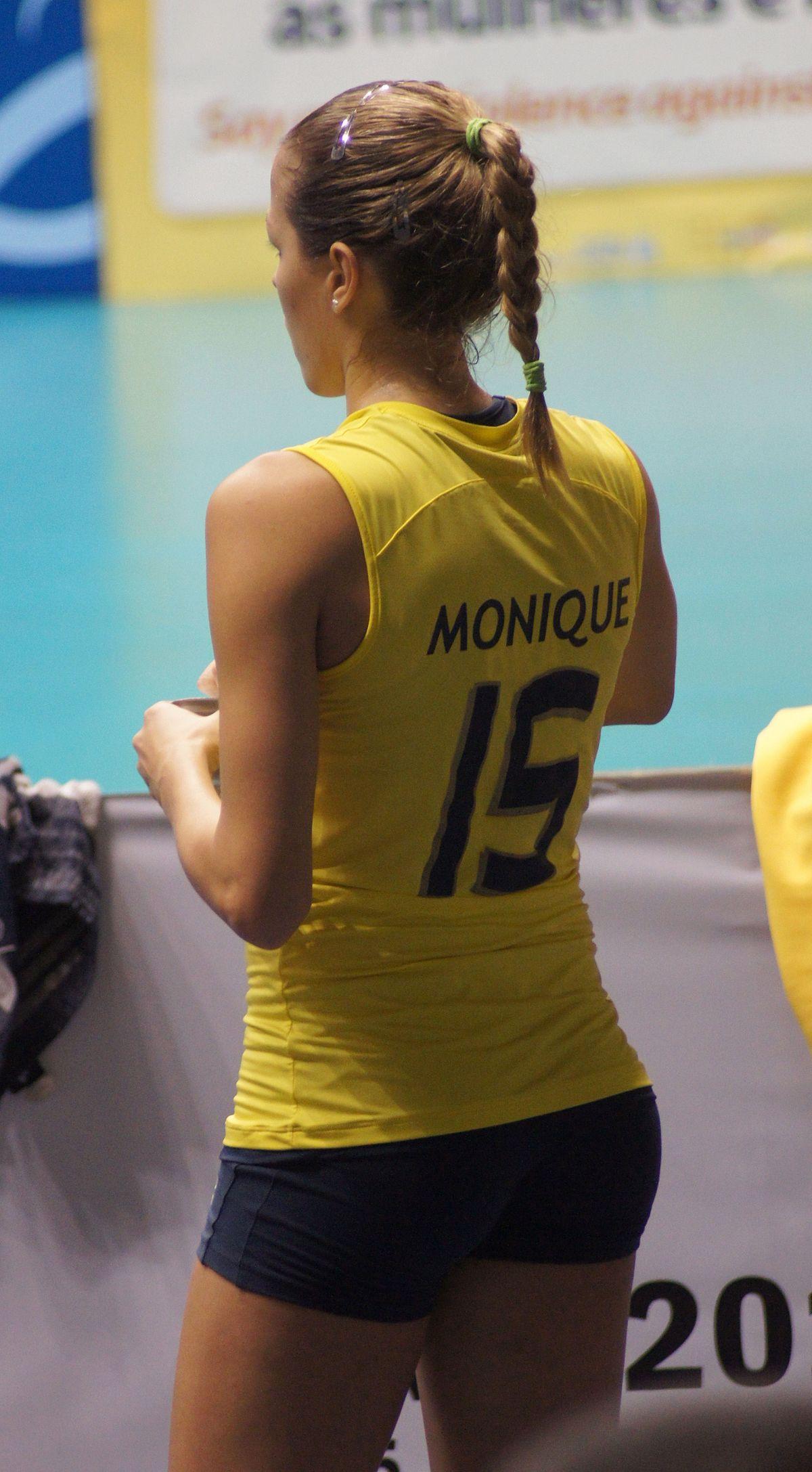 Volleyball Shorts Women