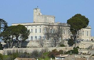 Montfrin Commune in Occitanie, France