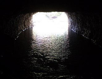 Harpeth River State Park - Image: Montgomery Bell Tunnel