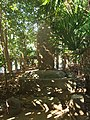 Monument for the Repose of Ancient Formal Robes' Soul (袍塚) in Tenso Shrine (天祖神社) - panoramio.jpg