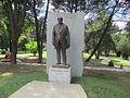 Monument of Ismail Qemal Vlora in Tirana.JPG