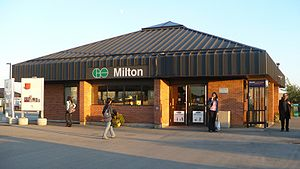 Moon over Milton GO Station.JPG