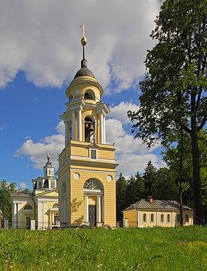 Lobnya - Image: Mos Oblast 05 2012 Prozorovo Nicholas Church 02