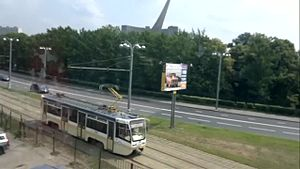 Файл:Moscow monorail - EPS-03 train ride.webm