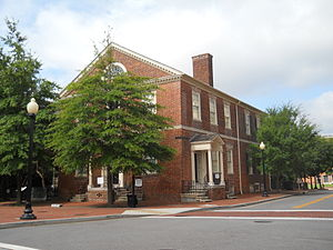 Chrysler Museum of Art - Image: Moses Myers House