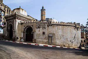 Hassan Pasha Mosque - Pasha Mosque. 2013