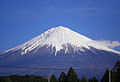 Mount Fuji from Precinct of Taiseki-ji.jpg