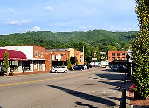 Johnson County, Tennessee - Mountain City