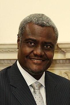 Moussa Faki Chadian politician
