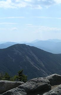 Mount Flume mountain in United States of America