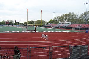 Muhlenberg College - Muhlenberg College's on-campus stadium and field