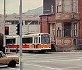 Muni LRV at San Jose and Geneva, May 1997 (cropped).jpg