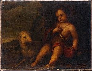 The Infant Saint John