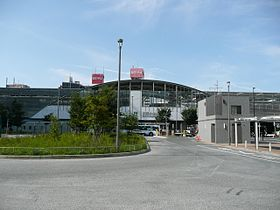 Image illustrative de l'article Gare de Musashi-Koganei