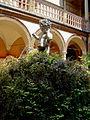 Museo civico Archeologico di Bologna cortile interno1.JPG