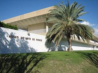 Museo de Arte de Ponce - Exterior view of the museum