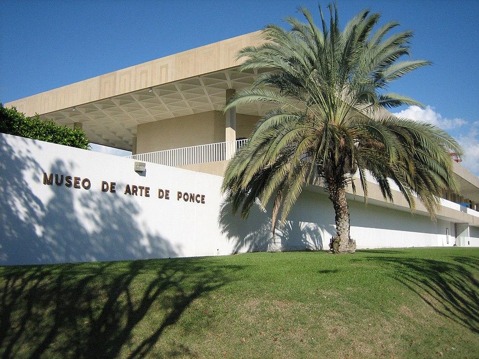 Museo de Arte, Ponce, Puerto Rico-Exterior