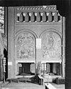 muurschildering koor - beneden-leeuwen - 20030473 - rce