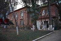 """Muzeu Kombëtar i Përgjimeve, """"Shtëpia me Gjethe"""".jpg"""