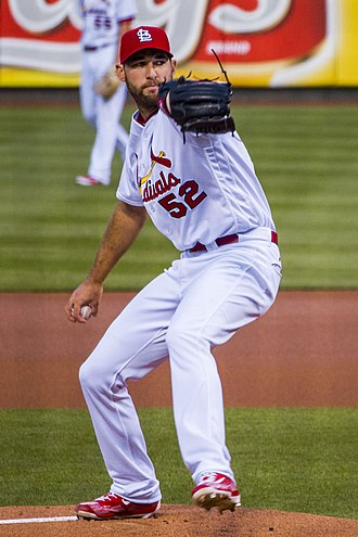 Michael Wacha - Wacha with the St. Louis Cardinals in 2017
