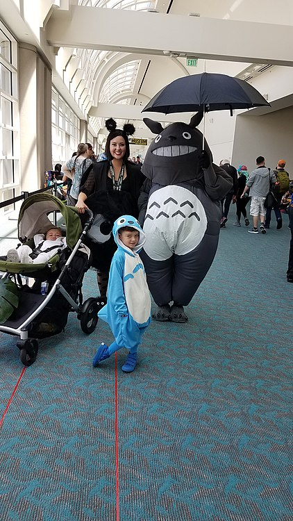 My Neighbor Totoro cosplay family.jpg