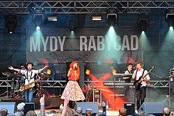 Mydy Rabycad, 2014