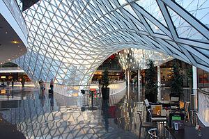 Diagrid - MyZeil, Frankfurt, Germany