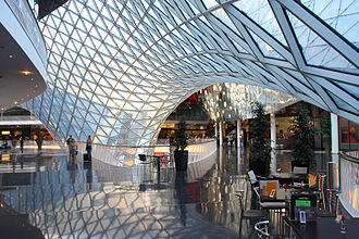 Diagrid - MyZeil, Frankfurt, Germany
