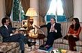 Néstor Kirchner y José María Aznar-Marid-Enero 2004.jpg