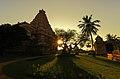 N-TN-C94 A View at Sunset of Brihadiswara Temple.jpg