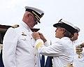 NAVFAC EXWC Change of Command ceremony, Naval Base Ventura County, Port Hueneme, Calif. - July 26, 2013 (9413185658).jpg